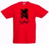 Wablief heren T-shirt