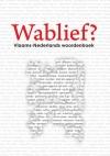 Wablief woordenboek Ebook